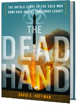 The Dead Hand book Jacket