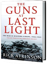 The Guns At Last Light book jacket