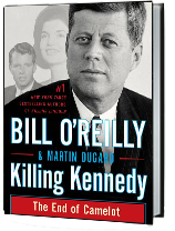 Killing Kennedy book Jacket