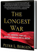 The Longest War Book Jacket