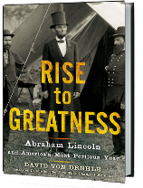 Rise to Greatness book jacket