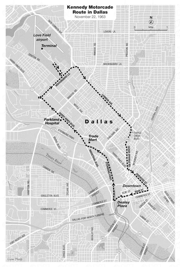bill-oreilly-killing-kennedy-motorcade-route-dallas Jfk Dallas Route Map on dallas metro map, john fitzgerald kennedy motorcade route map, dallas city map, jfk museum dallas, jfk motorcade route map, jfk dallas itinerary, jfk route in dallas tx, jfk motorcade dallas,